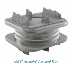 m6-c-artifical-cervical-disc